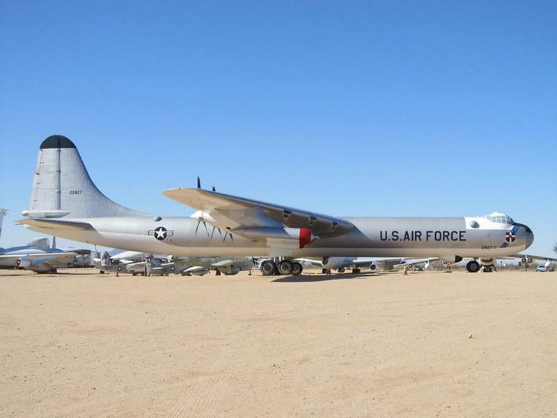 康瓦尔 B-36J 和平缔造者 1