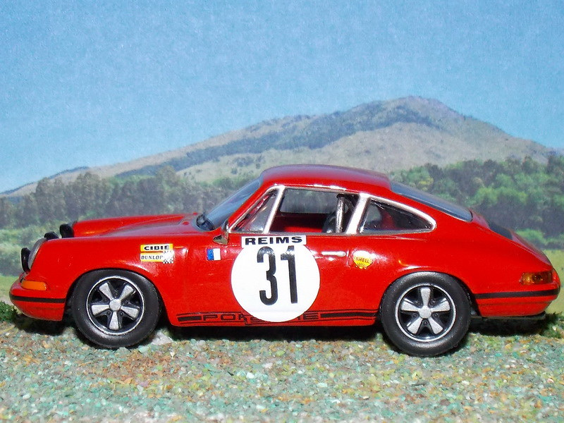 Porsche 911 S – Montecarlo 1969