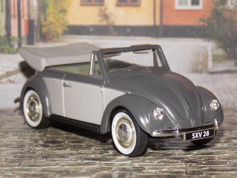 VW Beetle Cabrio - 1949