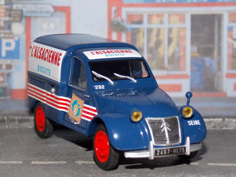 Citroën 2CV AZU – 1956