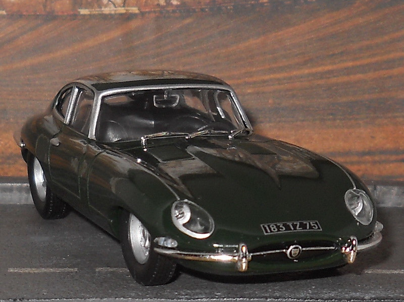 Jaguar E-Type - 1961