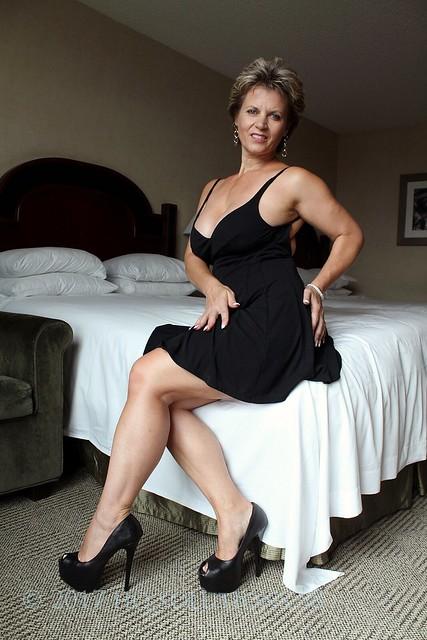 Cali J second shoot: little black dress