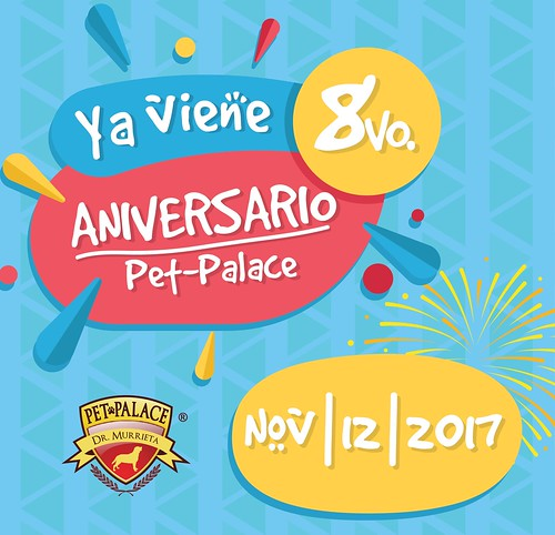 Aniversario | by Pet PalaceWEB
