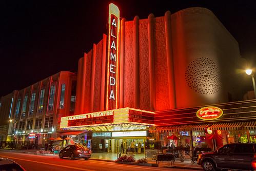 Alameda Theater, CA