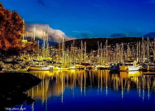 boats harbor lakemurraysc southcarolina lake sundown sunset waterreflection dusk nikon