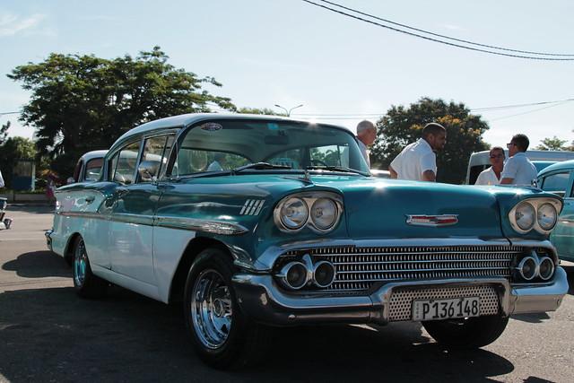 Chevrolet cubana...