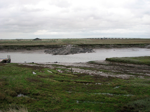 Ford to Rushley Island
