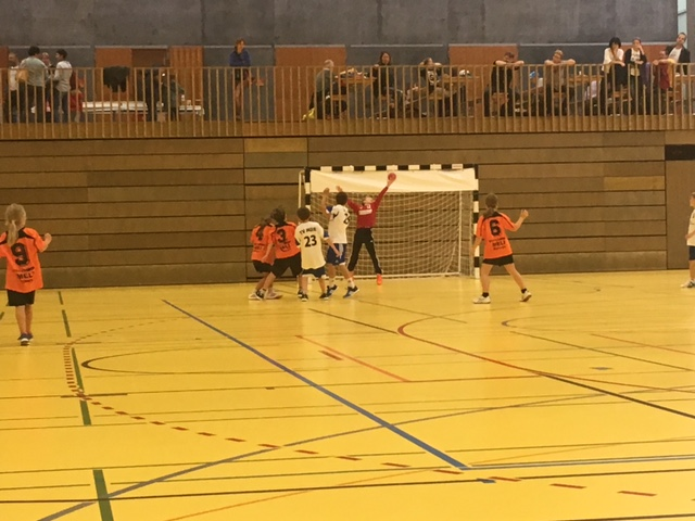 MU11 - Turnier in Zug vom 01.10.2017