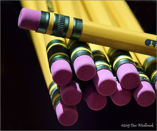 Pencil Tops | by One Candle Photos