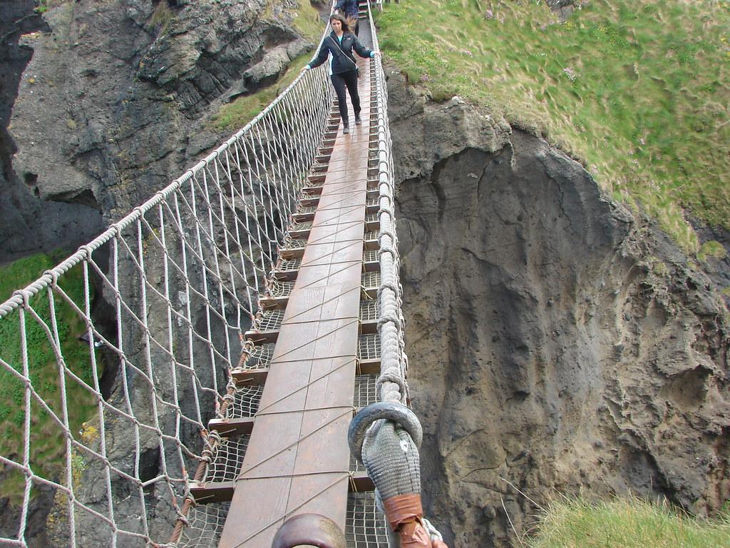 21 - Carrick-a-Rede rope bridge - 23