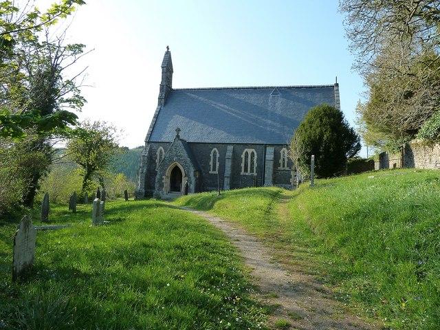 All Saints, Herodsfoot, Cornwall