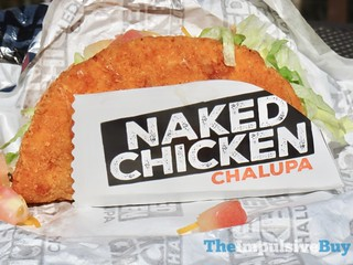 Taco Bell Naked Chicken Chalupa | by theimpulsivebuy