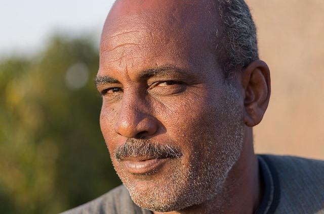 Ahmed, Aswan, Upper Egypt