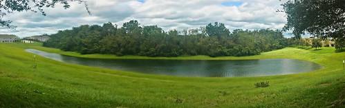 weather storm flood runoff ditch pond drain water irma hurricane