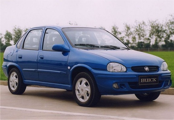 Chevrolet Sail - 2001
