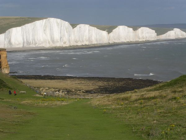 First view of Seven Sisters