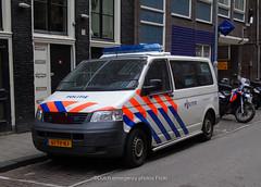Dutch police Volkswagen Transporter 5 | Politie