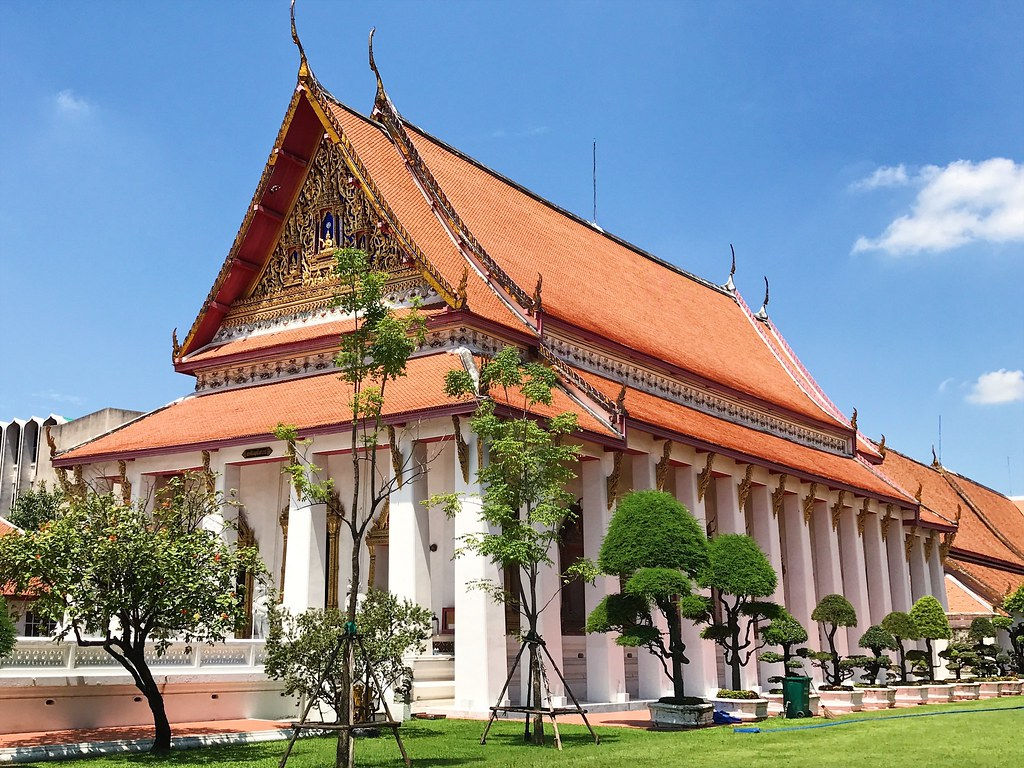 The National Museum, Bangkok, Thailand (September 2017)   Flickr