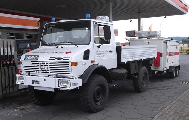 MB Unimog U1300 L - LKW