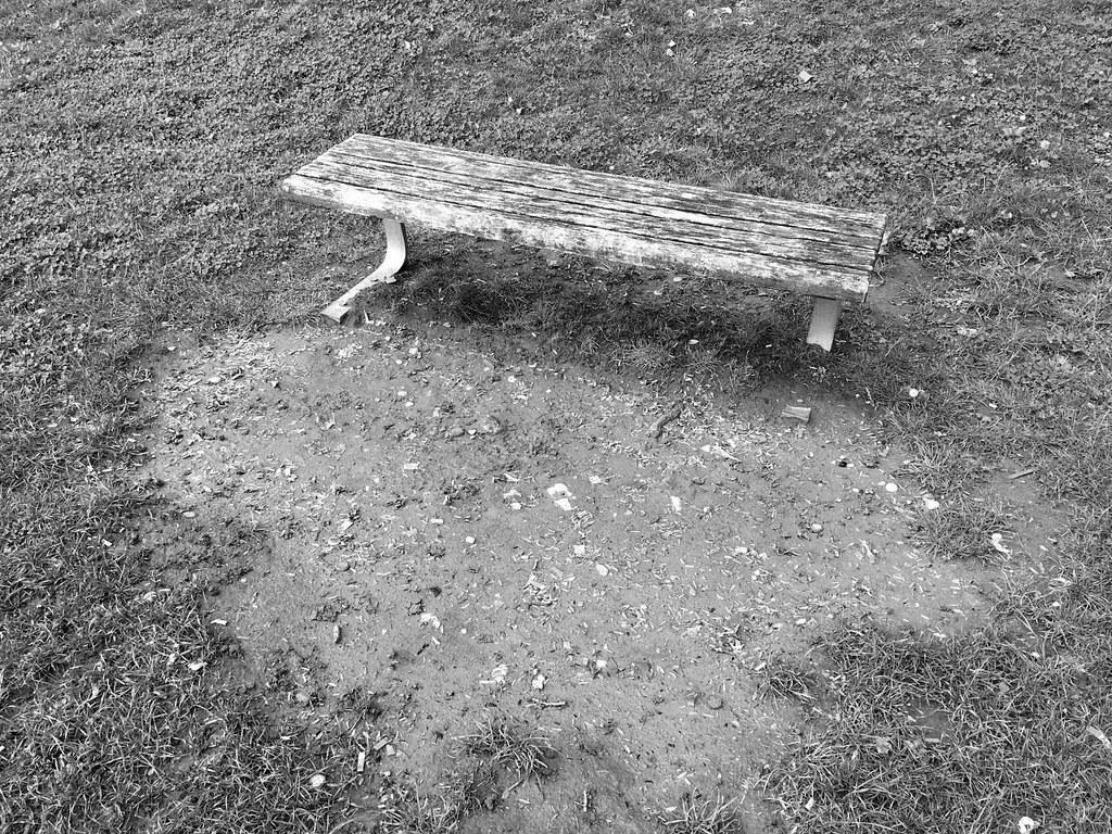 Park Bench, Kassel