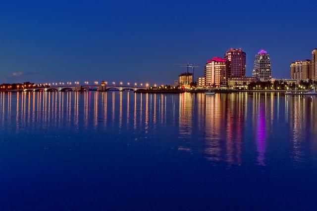 City of West Palm Beach, Palm Beach County, Florida, USA