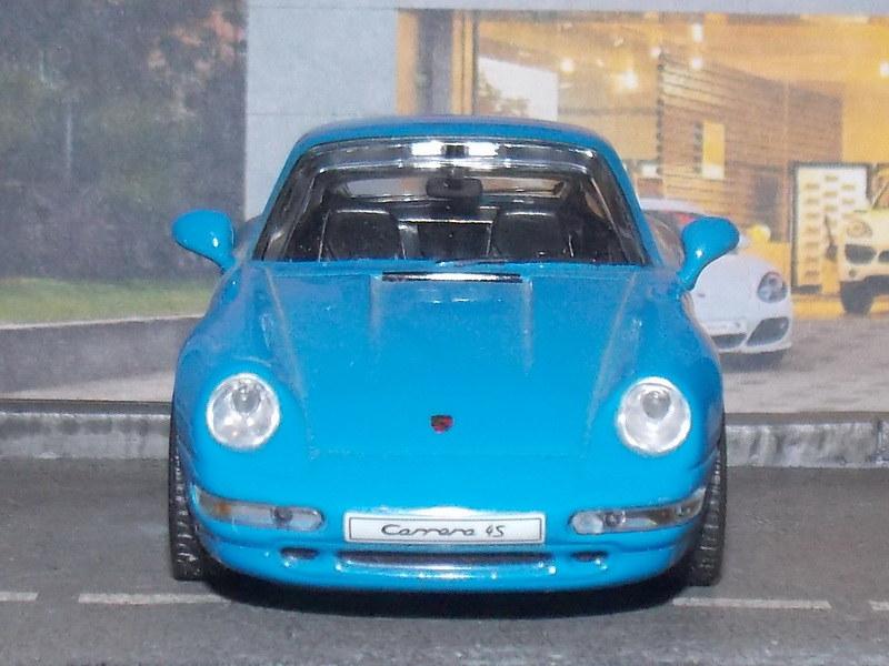 Porsche 911 Carrera 4S (993) – 1996