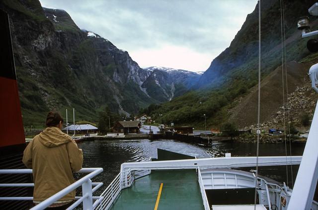 Norwegen 1998 (173) Gudvangen