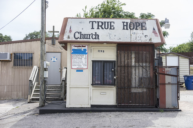 True Hope Church, Airport Blvd., Austin Texas