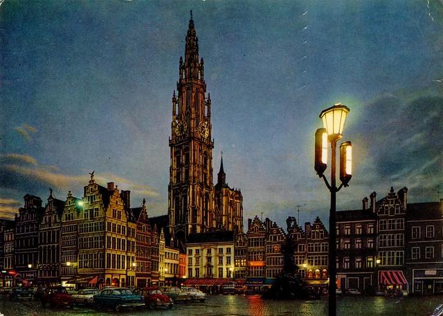 Belgium - Antwerpen [004] - front