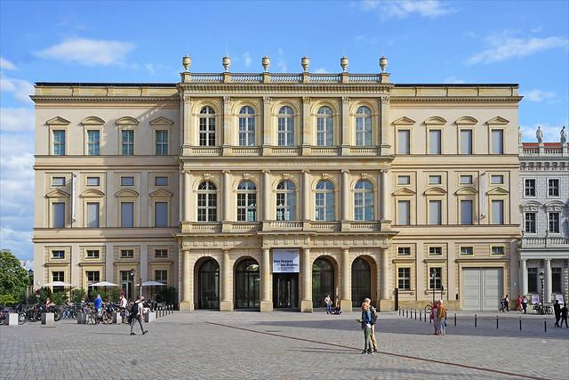 Le palais Barberini (Potsdam)