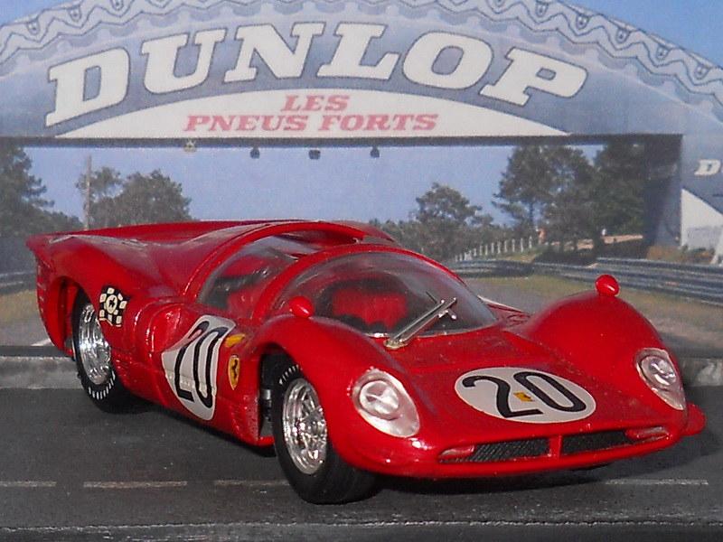 Ferrari 330 P4 Spyder – Le Mans 1967
