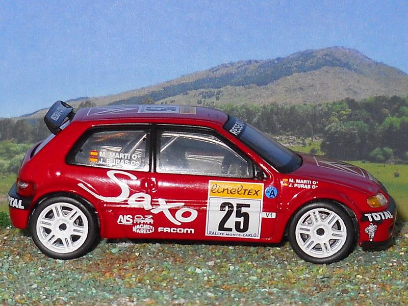 Citroën Saxo Kit Car – Montecarlo 1999