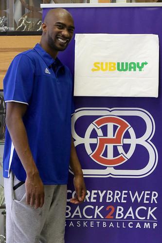 gainesville florida unitedstates gville fl youth basketball camp 2017 buchholtz high school united states corey brewer 8th annual back2back