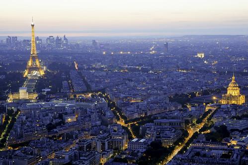 Parisian Blue... | by Hemzah Ahmed