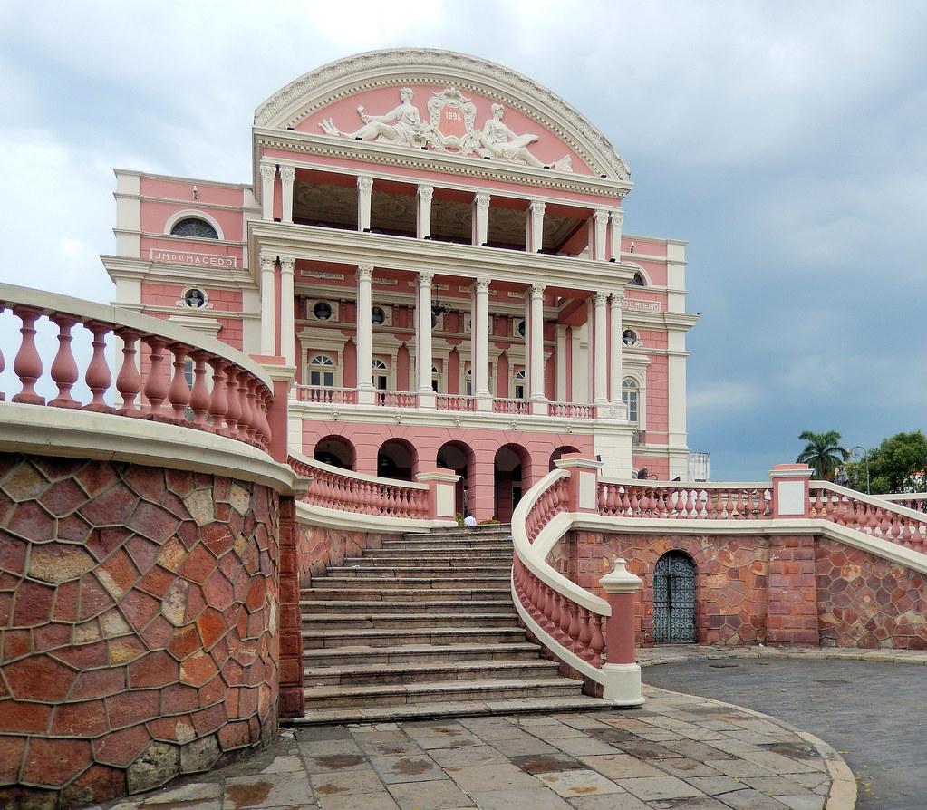 Teatro Amazonas (1896), Manaus
