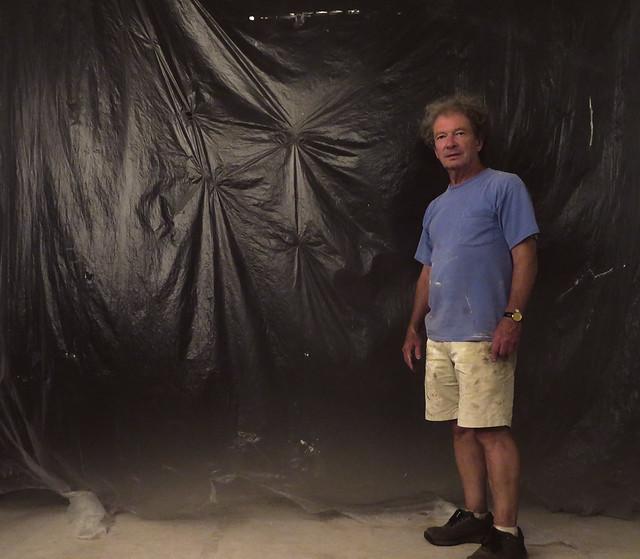 Prospect St House construction / Dad (2017)