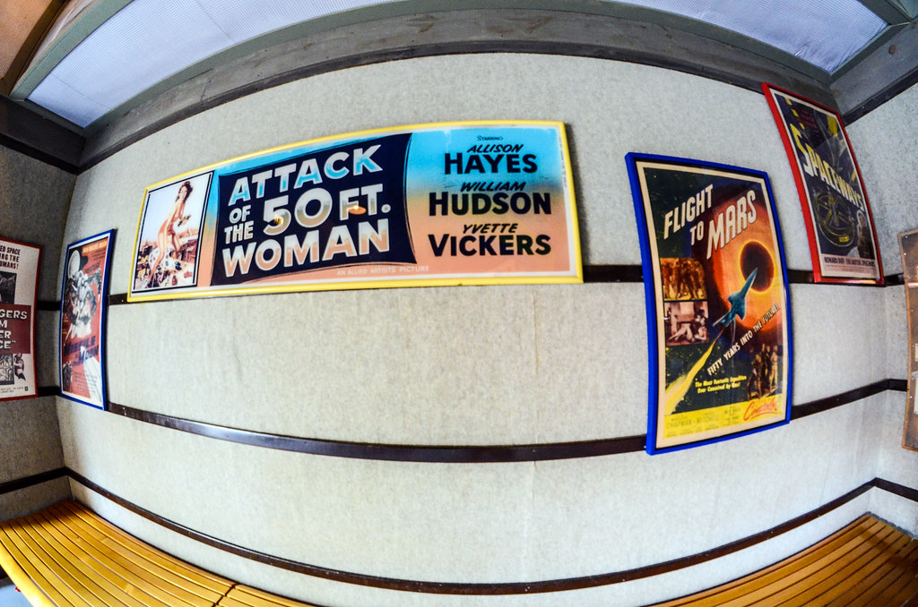 DHS movie posters sci-fi