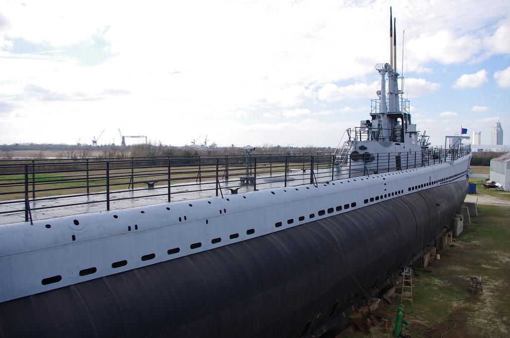USS Drum (SS-228) Gato Class Submarine Mobile Alabama   Flickr
