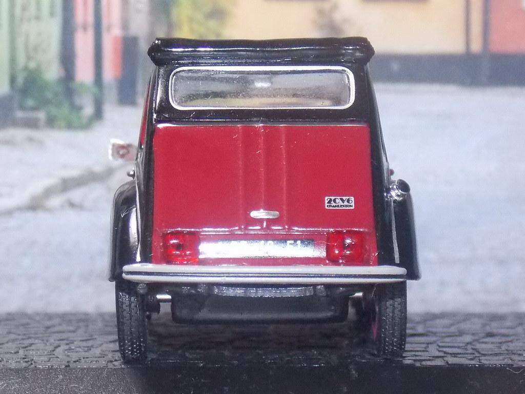 Citroën 2CV6 Charleston – 1982