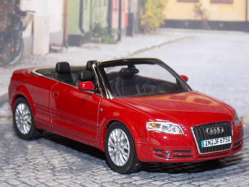 Audi A4 Cabriolet - 2004