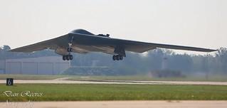 USAF B-2A Spirit   by danreeves14