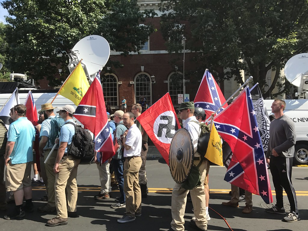 Image result for charlottesville nazis