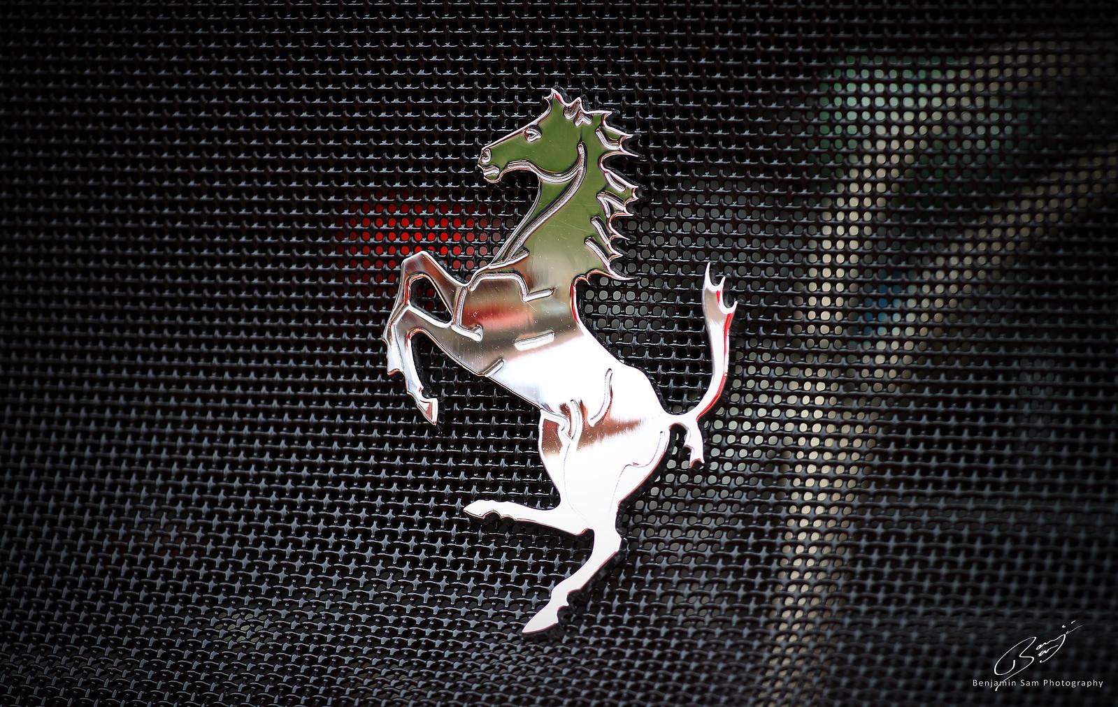 F50 Prancing Horse