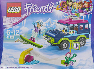 41321 Snow Resort Off-Roader | by Bricksky