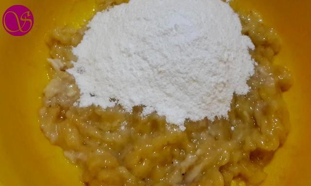 Sugar and Banana for Vegan Banana Bread