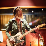 Wed, 06/09/2017 - 8:16am - Nicole Atkins and her band broadcast on WFUV Public Radio from Electric Lady Studios in New York City, 9/6/17. Hosted by Rita Houston. Photo by Gus Philippas/WFUV