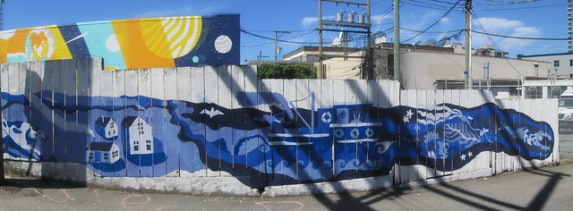 Community Mural - right