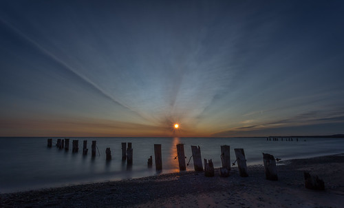 fiftypointconservationarea sunrise img0923 canon6d longexposure lakeontario grimsby ndfilter