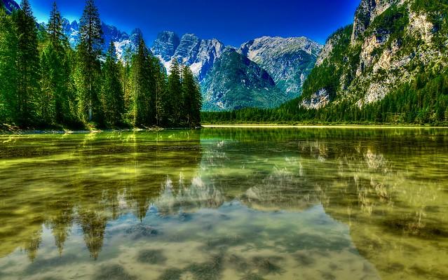 Lago di Landro