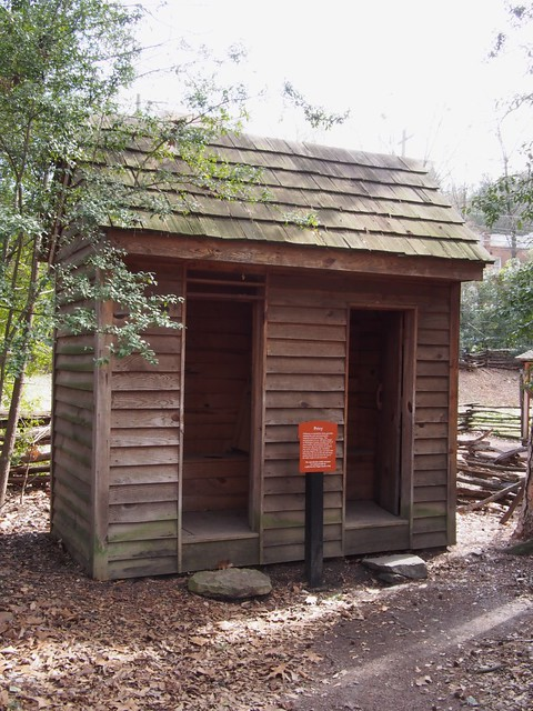 Privy (Outhouse)